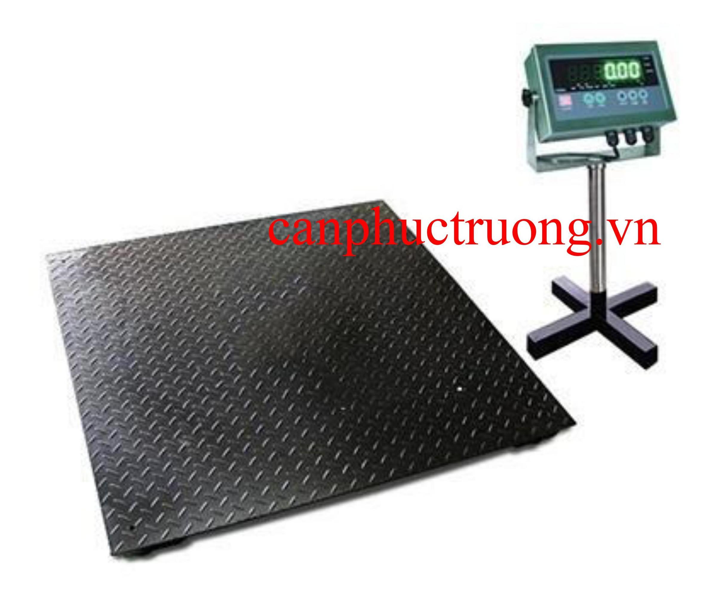 Cân sàn 5 tấn (15x15-DIGI28SS)