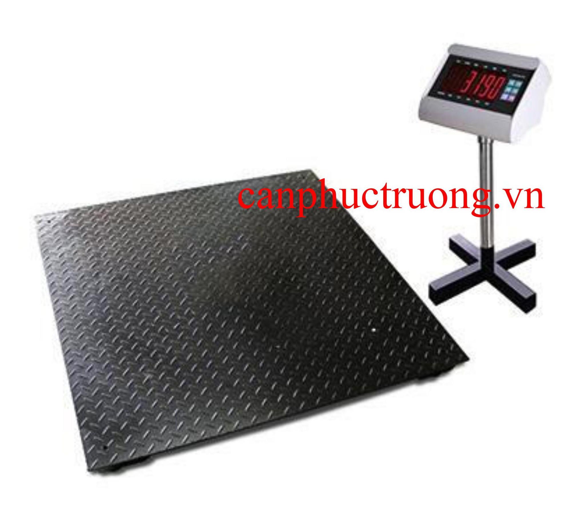 Cân sàn 2 tấn (1m2x1m2)-T7E